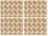 Pimpernel Chevron Placemat (Set of 4)