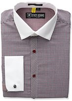 Stacy Adams Men's Slim Fit Shanghai Dress Shirt