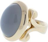 Tamara Comolli Grey Moonstone Hippie Glam Ring