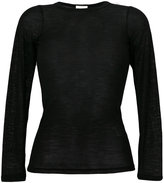 Semi-Couture Semicouture long sleeve T-shirt