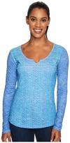 Kuhl Elsa Long Sleeve Shirt Women's Long Sleeve Pullover