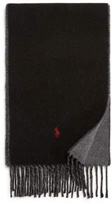 Polo Ralph Lauren Classic Reversible Scarf