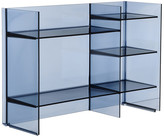 Kartell Sound-Rack Shelf - Sunset Blue