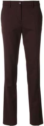 Etro cropped capri trousers