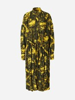 Thumbnail for your product : Proenza Schouler Printed Shirt Dress