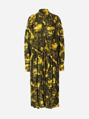 Proenza Schouler Printed Shirt Dress