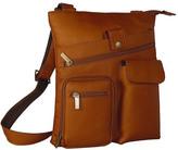 David King 457 Multi Pocket Cross Bag