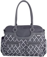 JJ Cole Satchel Diaper Bag - Stone Arbor