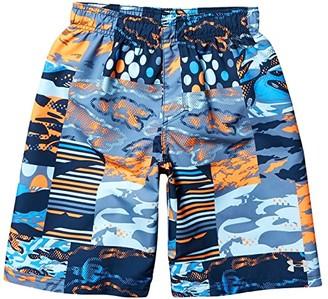 Under Armour Kids Striker PW Volley (Big Kids) (X-Ray) Boy's Swimwear