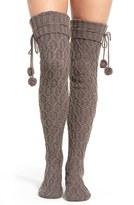 UGG Sparkle Cable Knit Socks