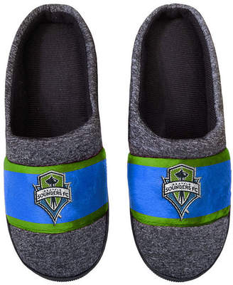Forever Collectibles Seattle Sounders Fc Poly Knit Slippers