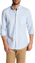Nordstrom Printed Trim Fit Shirt