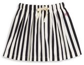 Munster Toddler's, Little Girl's and Girl's Juner Striped Cotton Skirt