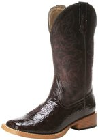 Roper Women's Embossed Croco Riding Boot