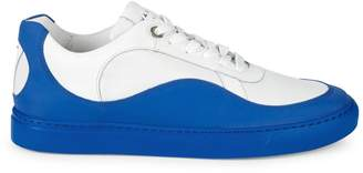 Harry's of London Wave Leather Platform Sneakers