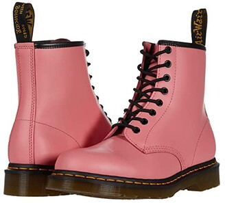 Dr. Martens 1460 Smooth Leather (Acid Pink) Shoes