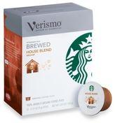 Starbucks VerismoTM 12-Count House Blend Brewed Coffee Pods