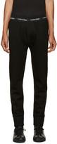 Calvin Klein Collection Black Neil Lounge Pants