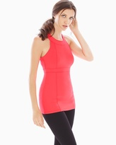 Soma Intimates High-Neck Slimming Tank Coral