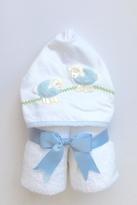 3 Marthas Lamb Hooded Towel