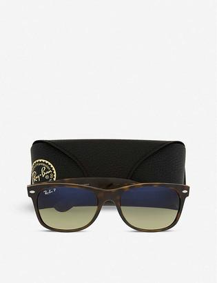 Ray-Ban Rb2132 tortoiseshell new wayfarer sunglasses