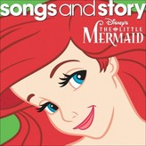 Disney - Songs and Story: The Little Mermaid (CD)