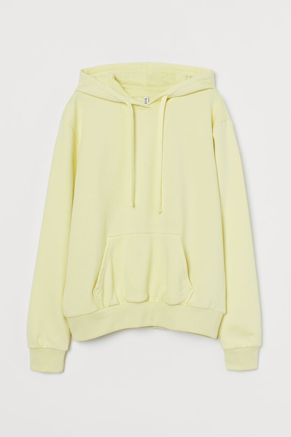 Thumbnail for your product : H&M Hoodie - Yellow