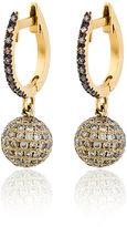 Ileana Makri diamond studded earrings