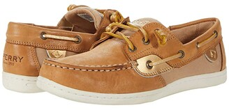 Sperry Songfish Starlight Leather (Blush) Women's Shoes