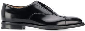 Church's leather oxford shoes