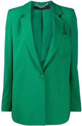 FEDERICA TOSI straight-fit blazer