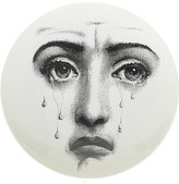"Fornasetti Crying Face"" Plate"