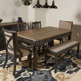 Signature Design by Ashley Tyler Creek Upholstered Dining Bench