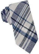 William Rast Plaid Cotton Tie