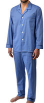 Majestic Threads Big and Tall Cotton Long Sleeved Pyjama