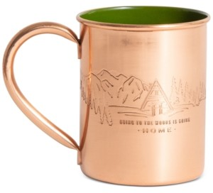 United By Blue To The Woods 14oz Copper Enamel-Lined Mug