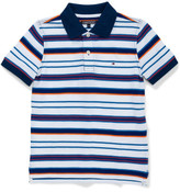 Tommy Hilfiger Ame Stripe Polo S/S