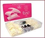 INM Exact Natural Nail Tips Box of 500 pcs
