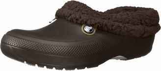 Crocs unisex adult Classic Blitzen III Lined Clogs