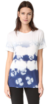 Prabal Gurung Short Sleeve Printed Tee