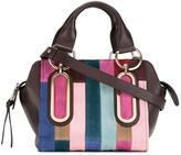 See by Chloe patchwork Paige tote