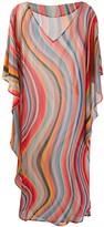 Paul Smith Swirl tunic dress