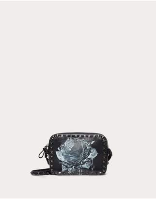 Valentino Small Garavani Rockstud Undercover Crossbody Bag