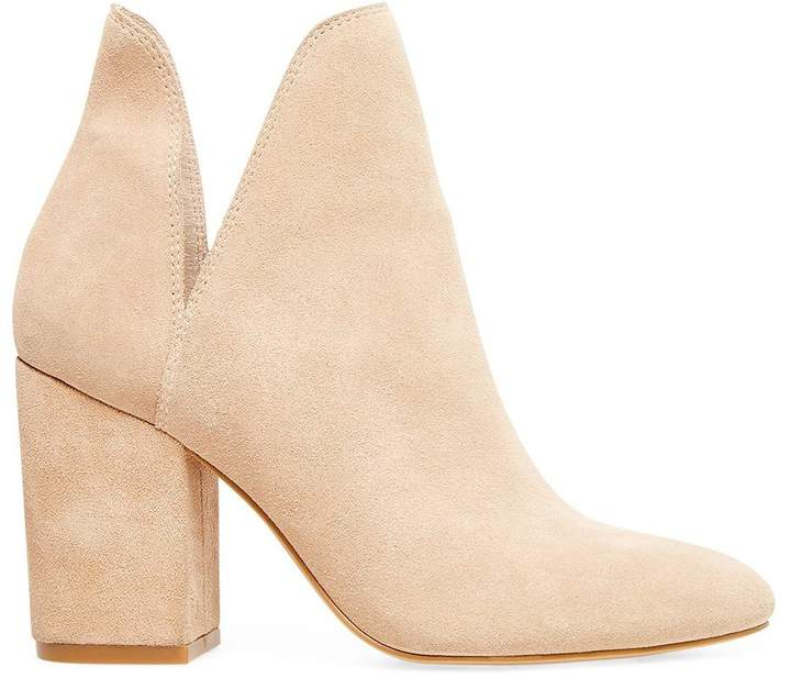 e8352979c1fca Steve Madden Suede Heeled Boots - ShopStyle