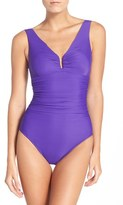 Miraclesuit 'Palisades' Underwire One-Piece Swimsuit