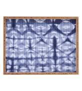 DENY Designs Tie Dye Rectangular Tray