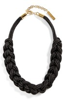 Lafayette 148 New York Women's Braided Mesh Necklace