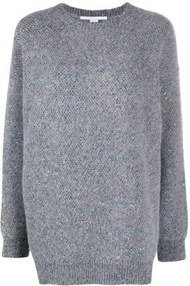 Stella McCartney Sequin-Embellished Knitted Jumper