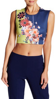Clover Canyon Embellished Crop Tank