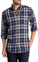Barbour Calvert Plaid Long Sleeve Tailored Fit Shirt